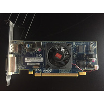 Tarjeta Amd Radeon Hd 7450 (1 Gb) Pcie X16 (usada)