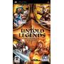 Untold Legends Hermandad De La Hoja - Sony Psp