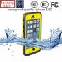 Protector Amarillo Contra El Agua Redpepper Para Iphone 5