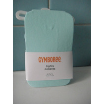 Gymboree Mallas Delgadas Para Niña Color Azul Aqua Lbf