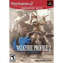 Valkyrie Profile 2: Silmeria - Playstation 2