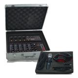 Kit Studio6kit Soundtrack Mezcladora 6 Canales Audifono...