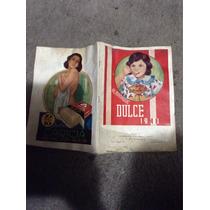 Almanaque Dulce 1940