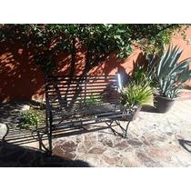 Banca De Herreria Para Jardin En Venta En Los Arcos Hermosillo