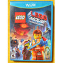 Lego The Movie Video Game  Nintendo Wii U