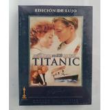 Titanic Edición De Lujo De 4 Cd S