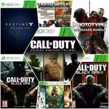 Juegos Online Xbox 360 / Xbox One Original. Oferta $40 Pesos