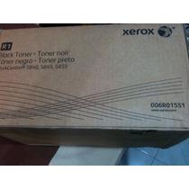 Toner Negro Xerox Workcentre 5845-5855 Item 006r01551