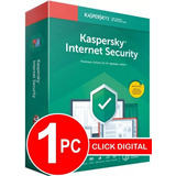 Antivirus Kaspersky Internet Security 2019 Licencia 1 Pc Oz