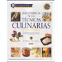 Libro De Cocina Guia De Las Tecnicas Culinarias Digit