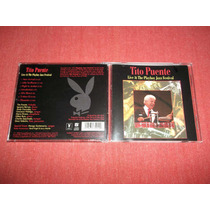 Tito Puente Live At Playboy Jazz Festival Cd Usa 2002 Mdisk