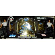 Cinturon Wwe Tag Team Championship Belt Marca Wwe