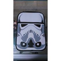 Mochila Media Case Stormtrooper Star Wars 100% Original