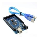 Arduino Mega R3 Atmega 2560 16u2 Con Cable Usb