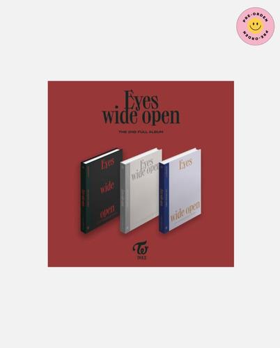 Twice: Eyes Wide Open + Poster + Beneficios De Pre-orden