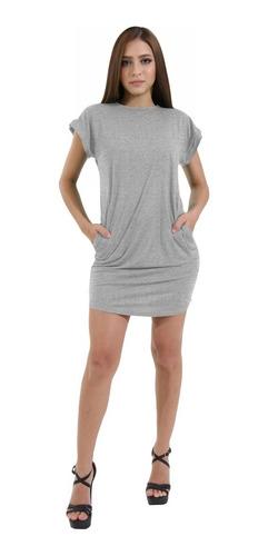 Vestido Corto Casual Dama Egi