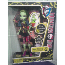 Monster High Venus Mcflytrap 1a. Edición Barbie Walt Disney