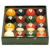 Aramith 2 1/4-inch Premier Balls (set)
