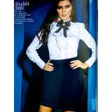 Falda Mezclilla Ciclon Abudabi Minifalda Dama Moda Mujer d776b48de88