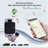 Gps Tracker Localizador Satelital Auto Moto Tk303f Red 3g