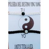 3e157fe13f86 Pulsera Ying Yang Destino Pareja Amor Amistad Infinito 14