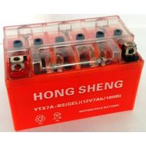 Bateria Gel Ytx7abs 100% Original