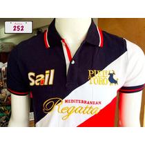 Playeras Polo Marca Piel De Toro 100%originales