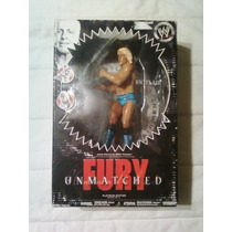 Figura Ric Flair Fury Unmatched Nueva Y Sellada Wwe
