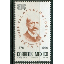 Sc 1150 Año 1976 B1 Dr. Ricardo Vertiz Hospital Oftanmologic