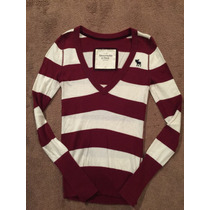 Sweater Abercrombie And Fitch Mujer Talla M