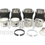 Conjunto Motor Para Vocho 1 . 6  Fuel Injection
