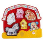 Fisher-price Laugh And Learn Granja Animal Puzzle