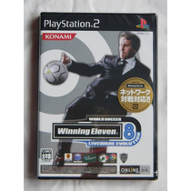Winning Eleven 8 Liveware Evolution Vv4