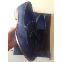 Zapatos Massimo Dutti Nuevos 9 Mexicano No Ferragamo No Gucc