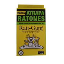 Trampa Adhesiva Para Ratones (charolas 2 Pzas)