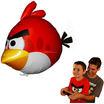 Globo A Control Remoto Angry Birds Air Swimmers