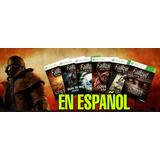 Pack Dlc's Fallout New Vegas En Español Xbox One. (todos)