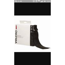 Cinta Velcro Brand Contactel Grado Industrial Negro Oferta