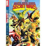 Secret Wars Marvel Deluxe