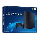 Playstation 4 Pro 1tb Nuevo Modelo