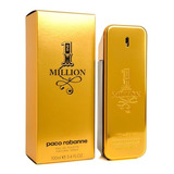 One Million 100 Ml Eau De Toilette Spray De Paco Rabanne