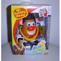 Sr Cara De Papa Elvis Presley Blue Hawai Mr Potato Head
