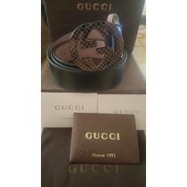 Cinturon Gucci Original Envio Gratis Entreg Inmediat Papeles