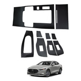 Kit Completo Sticker 4 Puertas/panel Central Mazda 3 2019/20