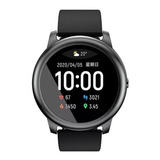 Reloj Inteligente Xiaomi Haylou Ls05 Versión Global Negro