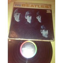 The Beatles Conozca A The Beatles Capitol Sello Negro