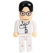 Memoria Usb 8 Gb Figura Doctor Enfermera Dentista Cirujano