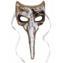 Mascara Veneciana Loftus Nariz Larga. Unitalla Adulto