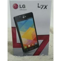 Lg L7x 8mp Android Nuevo
