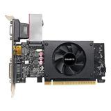 Tarjeta Gráfica Nvidia Gigabyte Geforce 700 Series Gt 710 Gv-n710d5-2gil 2gb